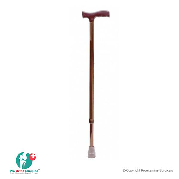 Walking Stick (Aluminium) Adjustable