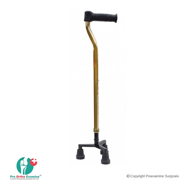 Walking Stick, Tripod (Three Legs), Adjustable